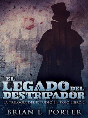 cover image of El Legado del Destripador