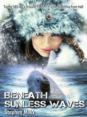 cover image of Beneath Sunless Waves