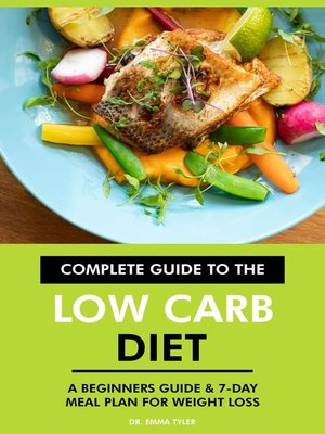 cover image of Complete Guide to the Low Carb Diet
