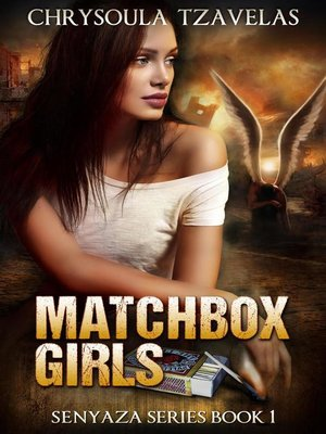 cover image of Matchbox Girls