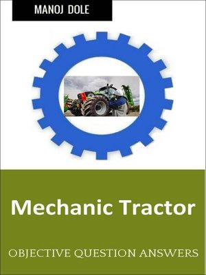 cover image of Mechanic Tractor