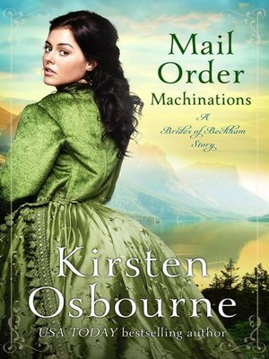 cover image of Mail Order Machinations