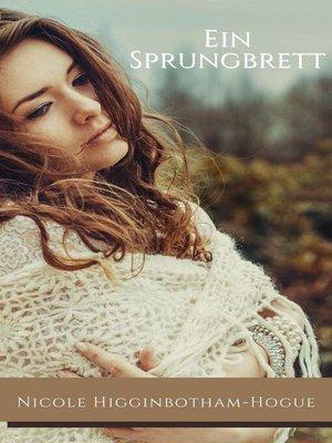 cover image of Ein Sprungbrett