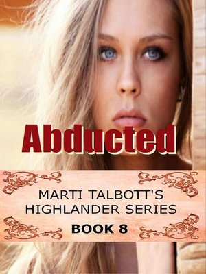 cover image of Abducted, Book 8