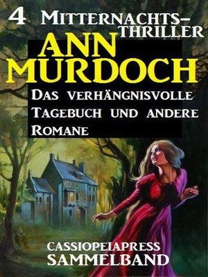 cover image of Sammelband 4 Mitternachts-Thriller