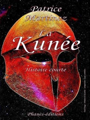 cover image of La Kunée