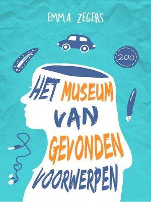 cover image of Het museum van gevonden voorwerpen