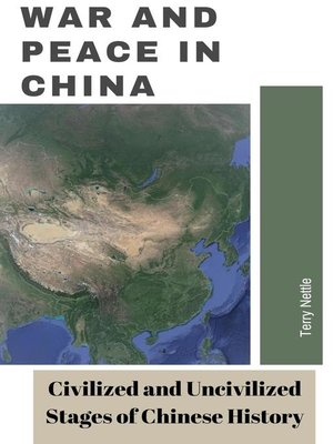 cover image of War and Peace in China