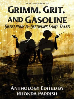cover image of Grimm, Grit, and Gasoline