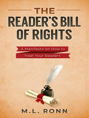cover image of The Reader's Bill of Rights