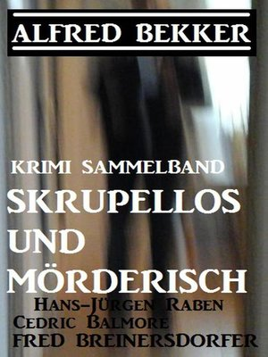 cover image of Krimi Sammelband