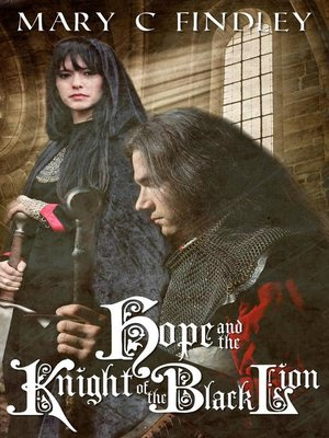 cover image of Hope and the Knight of the Black Lion