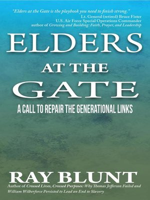 cover image of Elders at the Gate