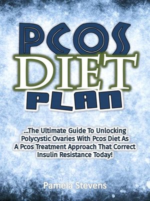cover image of Pcos Diet Plan