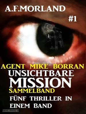 cover image of Unsichtbare Mission Sammelband #1