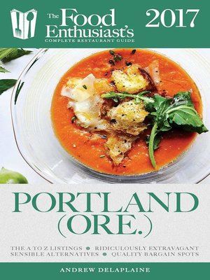 cover image of Portland--2017
