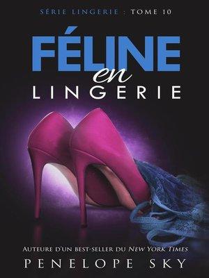 cover image of Féline en Lingerie