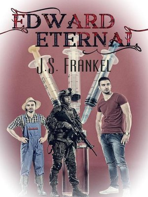 cover image of Edward Eternal