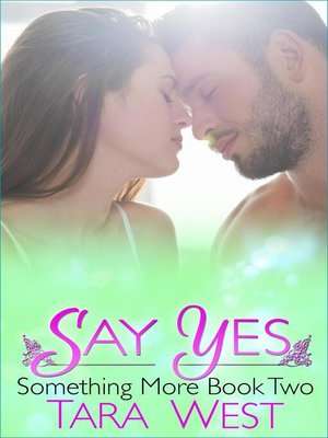 cover image of Say Yes