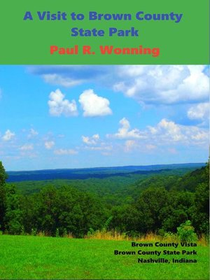 cover image of A Visit to Brown County State Park