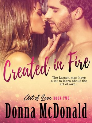 cover image of Created In Fire