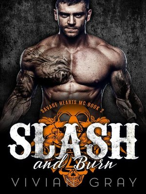 cover image of Slash and Burn