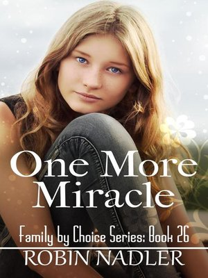 cover image of One More Miracle