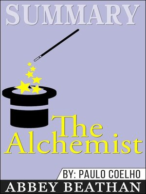 cover image of Summary of the Alchemist by Paulo Coelho