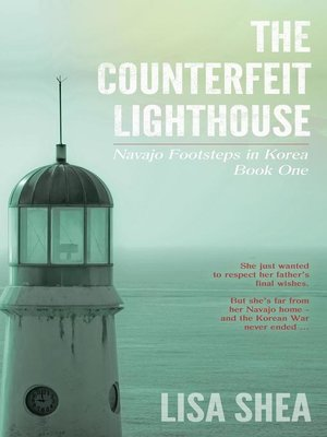 cover image of The Counterfeit Lighthouse
