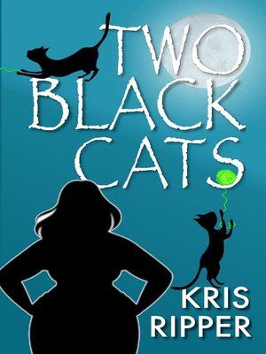 cover image of Two Black Cats