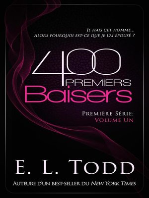 cover image of 400 Premiers Baisers