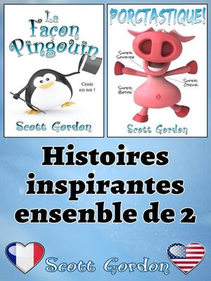 cover image of Histoires inspirantes, ensenble de 2