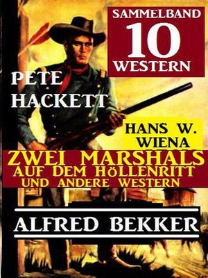cover image of Sammelband 10 Western