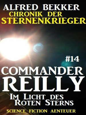 cover image of Commander Reilly #14