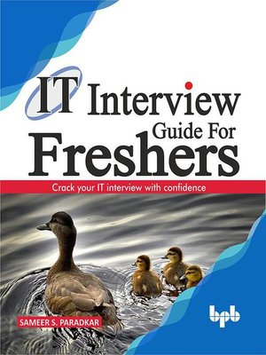 cover image of IT Interview Guide for Freshers