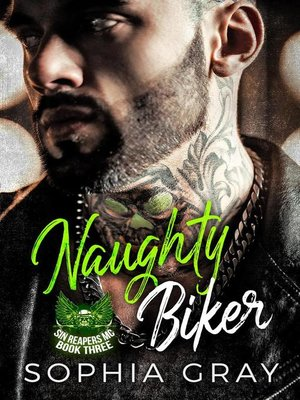 cover image of Naughty Biker (Book 3)