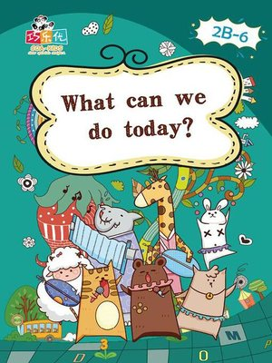 cover image of What can We do Today?