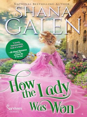 cover image of How the Lady Was Won