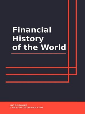 cover image of Financial History of the World