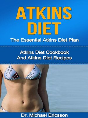 cover image of Atkins Diet