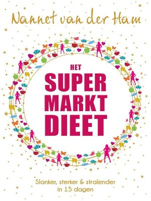 cover image of Het SuperMarktDieet