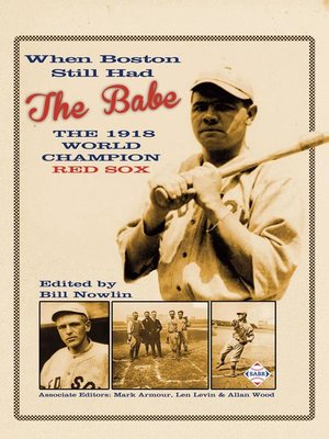cover image of When Boston Still Had the Babe