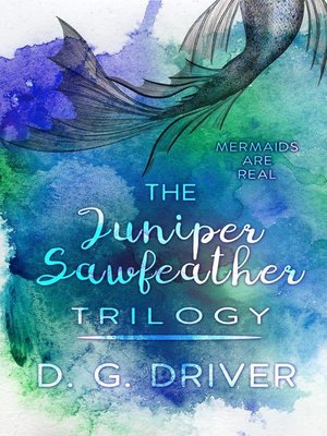 cover image of The Juniper Sawfeather Trilogy