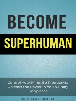 cover image of Become Superhuman