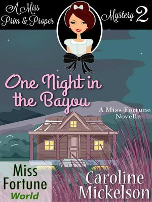 cover image of One Night in the Bayou