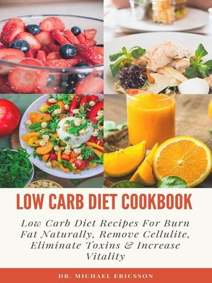 cover image of Low Carb Diet Cookbook