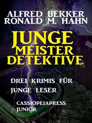 cover image of Junge Meisterdetektive