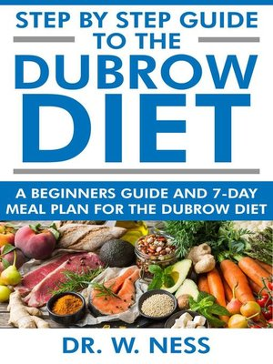 cover image of Step by Step Guide to the Dubrow Diet