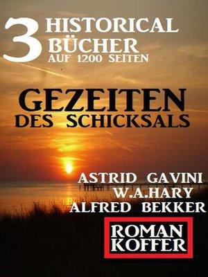 cover image of Drei Historical Bücher auf 1200 Seiten