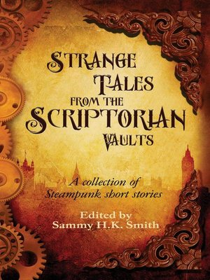cover image of Strange Tales from the Scriptorian Vaults